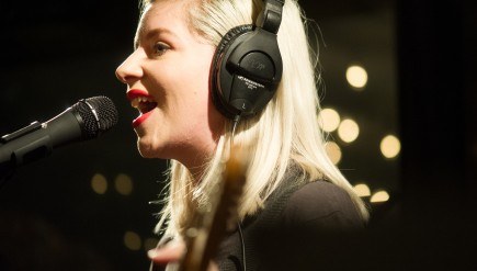 Alvvays performs live in the KEXP studio.