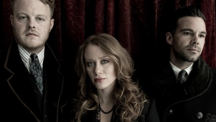 The Lone Bellow's new album, Then Came The Morning, comes out Jan. 27.