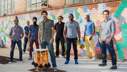 Red Baraat's new album, Gaadi Of Truth, comes out Jan. 20.