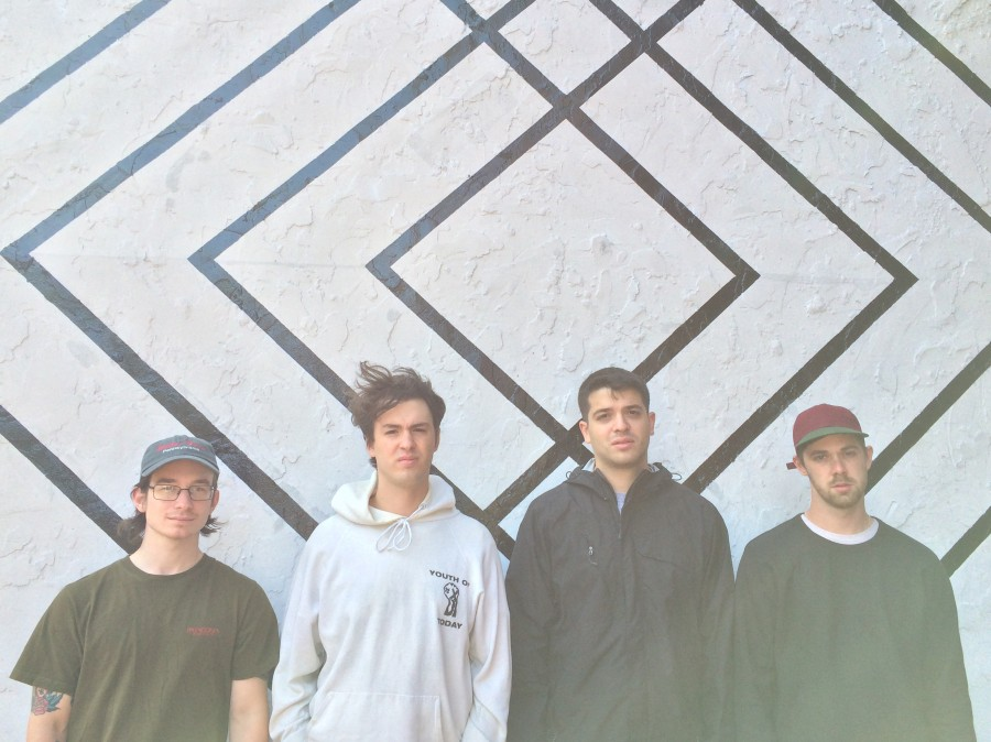 Title Fight's new album, Hyperview, comes out Feb. 3.