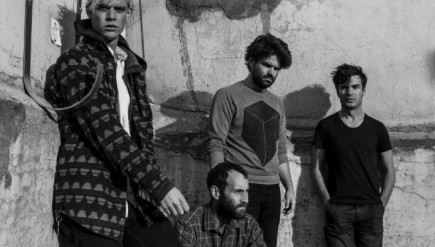 Viet Cong's self-titled album comes out on Jan. 20.