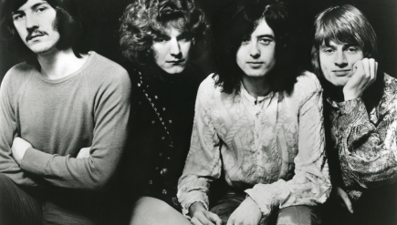 'Led Zeppelin Played Here' tries to crack the mystery of a rumored Led Zeppelin show in Wheaton, Md., in 1969.