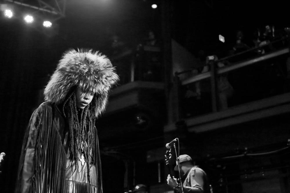 Erykah Badu at Fillmore Silver Spring