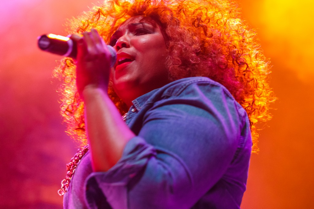 Lizzo at the 9:30 Club, 2/24/2015