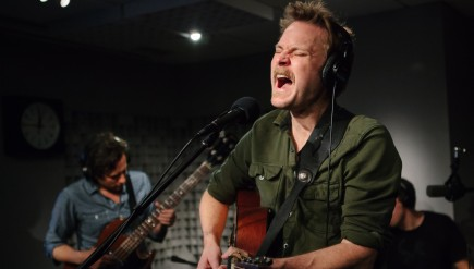 Hiss Golden Messenger for WAMU's Bandwidth