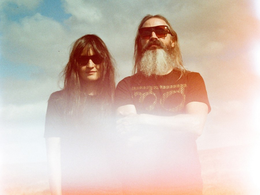 Moon Duo's new album, Shadow Of The Sun, comes out March 3.