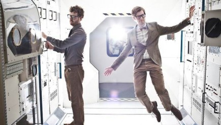 Public Service Broadcasting's new album, The Race For Space, comes out Feb. 23.