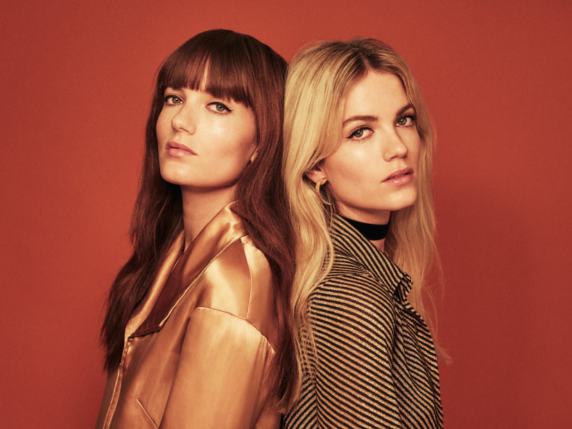 Miranda Anna and Elektra June Kilbey-Jansson will release their debut album as Say Lou Lou on April 6.