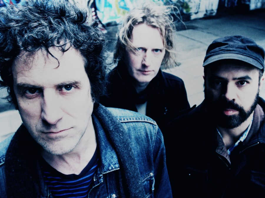 Swervedriver's new album, I Wasn't Born To Lose You, comes out March 3.
