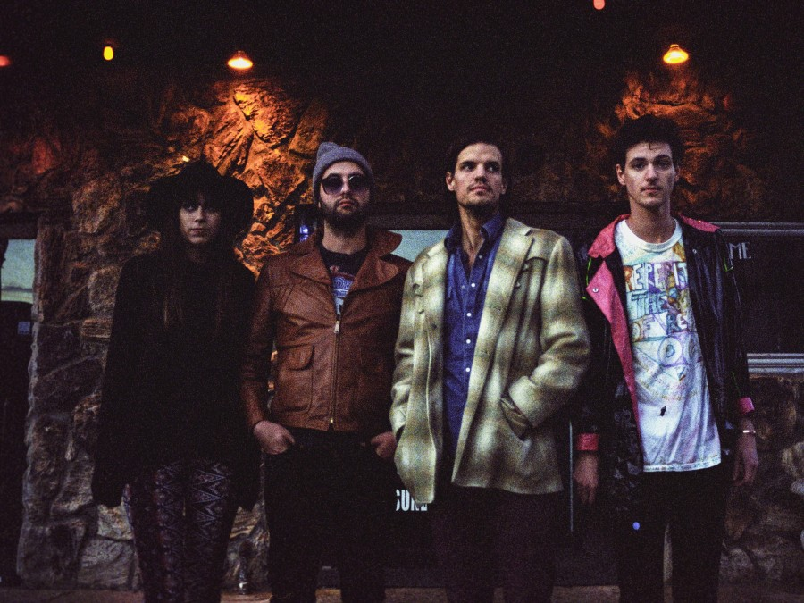 Houndmouth's new album, Little Neon Limelight, comes out March 17.
