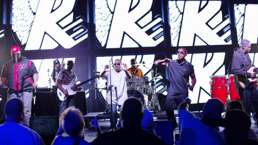 """D.C.'s Rare Essence, the """"Wickedest Band Alive,"""" will be the first go-go group to play SXSW."""