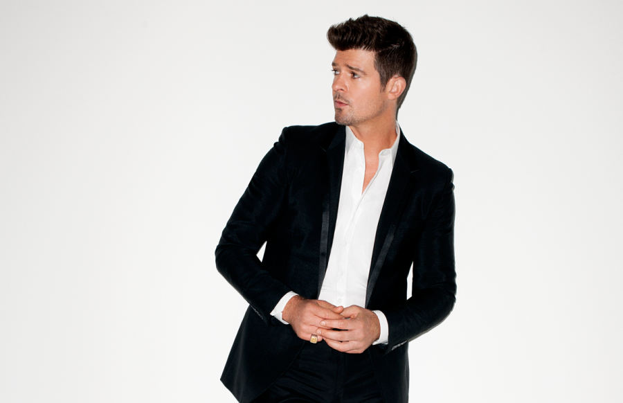 Robin Thicke had a pretty lousy week.