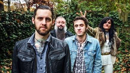 Royal Thunder's new album, Crooked Doors, comes out April 7.