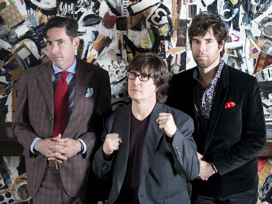 The Mountain Goats' new album, Beat The Champ, comes out April 7.