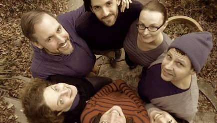 "D.C. chamber-folk ensemble Waltz Brigade just released its debut EP, ""Slow Mountain."""