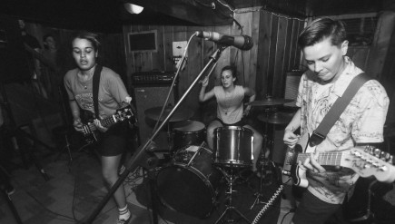 """What does """"DIY"""" mean when independent bands find it increasingly necessary to dip a toe into the """"pro"""" world?"""