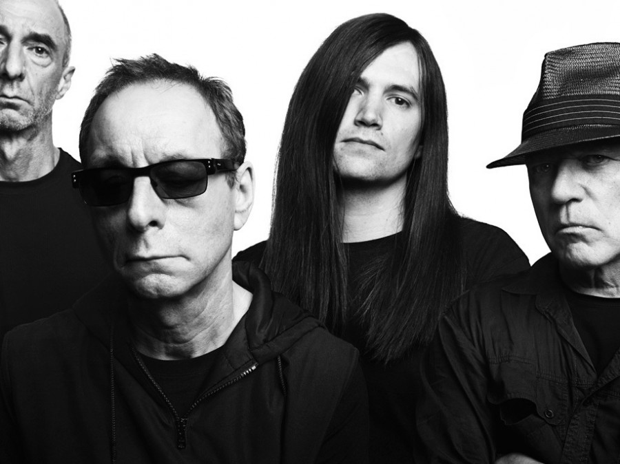 Wire's new self-titled album comes out April 21.