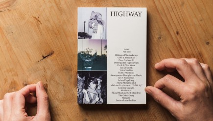 'HIGHWAY' magazine, a new music mag based in the D.C. suburbs, covers people in the background of music-making.