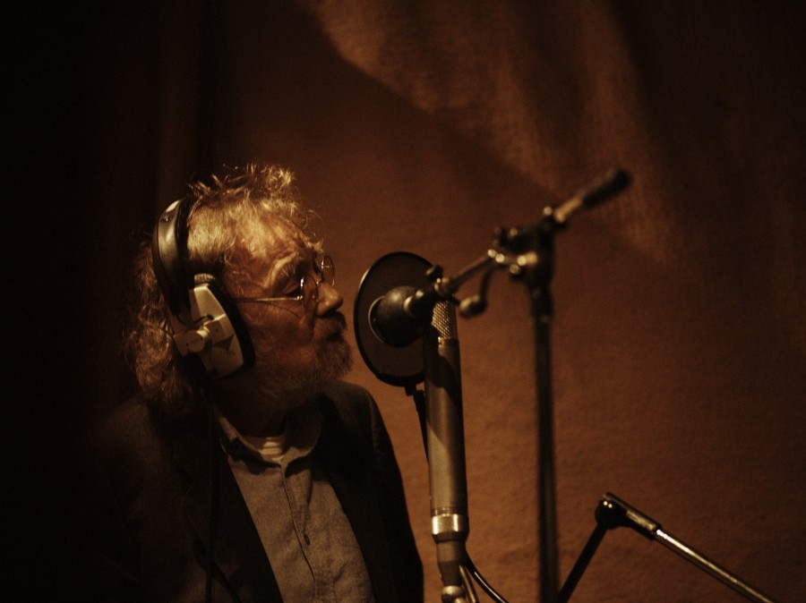 Bill Fay's new album, Who Is The Sender?, comes out April 28.