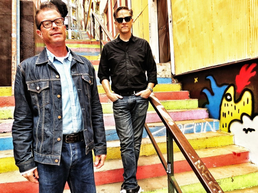 Calexico's new album, Edge Of The Sun, comes out April 14.