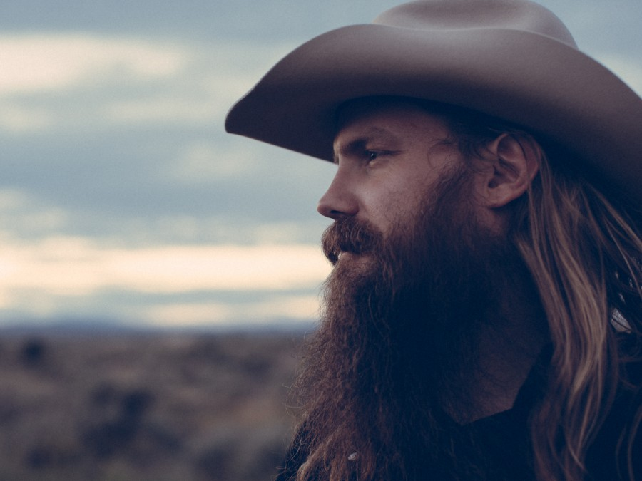 Chris Stapleton's new album, Traveller, comes out May 4.