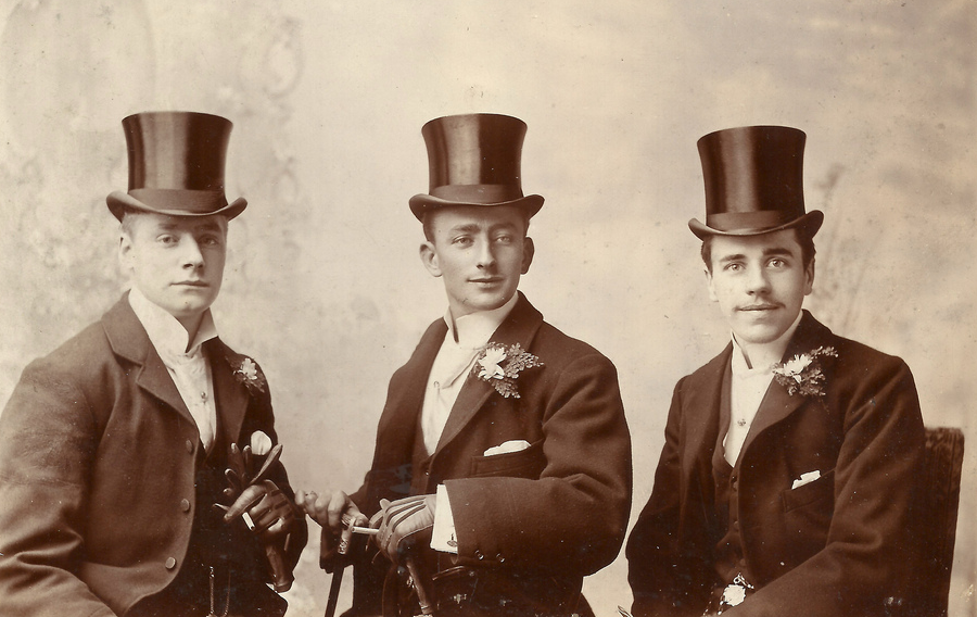 Hat Band DC aims to mix things up in D.C.'s indie-rock scene. (The hat part isn't literal, but top hats are funny.)