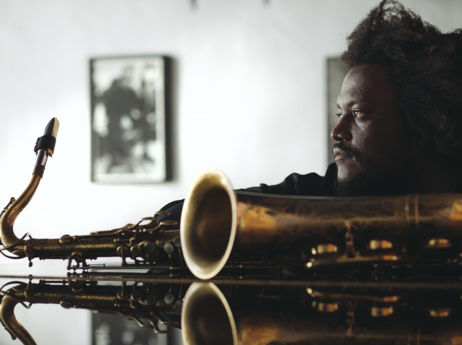 Kamashi Washington's new album, The Epic, comes out May 5.