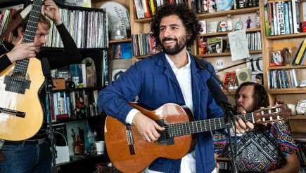 Tiny Desk Concert with José González.