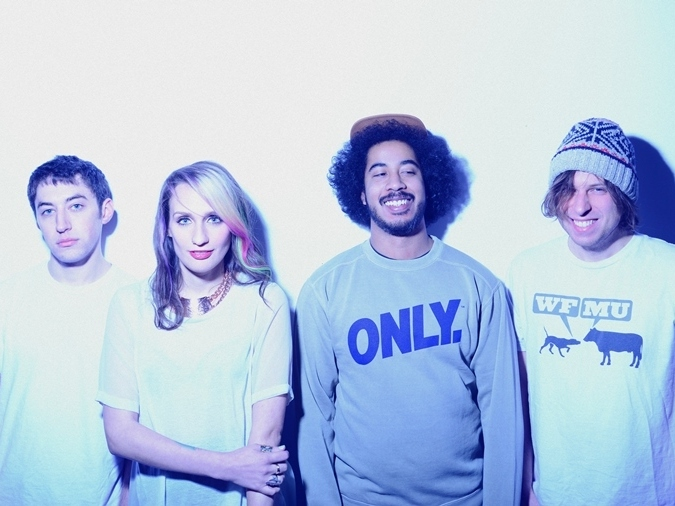 Speedy Ortiz's new album, Foil Deer, comes out April 21.