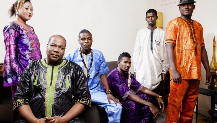"Niger-based ensemble Tal National plays D.C. Friday night, touring on its ebullient new record, ""Zoy Zoy."""