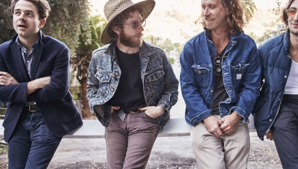 Dawes' new album, All Your Favorite Bands, comes out June 2.