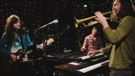 Other Lives performs live in the KEXP studio.