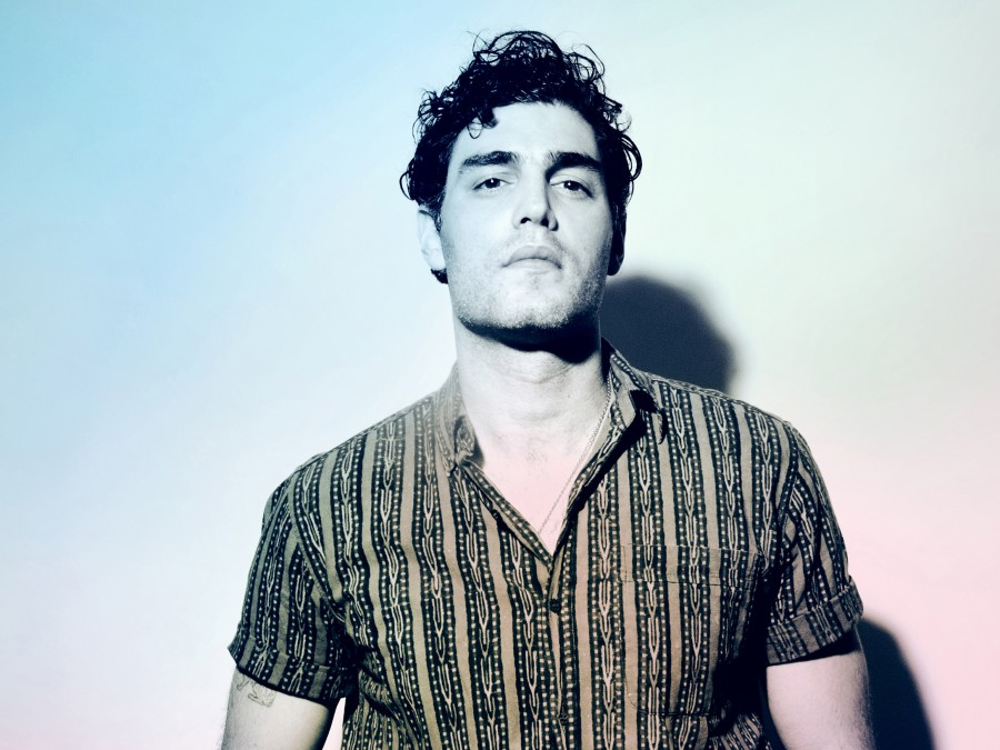 Daughn Gibson's new album, Carnation, comes out June 2.