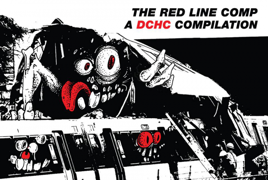 """The Red Line Comp,"" released in April, is a document of D.C.'s renewed hardcore scene."