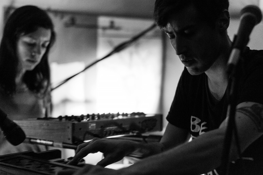 Br'er played the most recent edition of Drone Brunch, now a tradition in D.C.'s experimental-music scene.