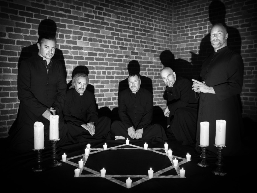 Faith No More's new album, Sol Invictus, comes out May 19.