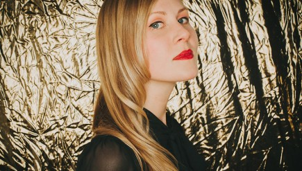 Nora Jane Struthers' new album is titled Wake.