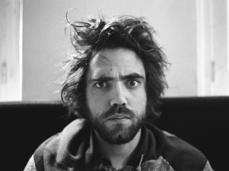 Patrick Watson's new album, Love Songs For Robots, comes out May 12.