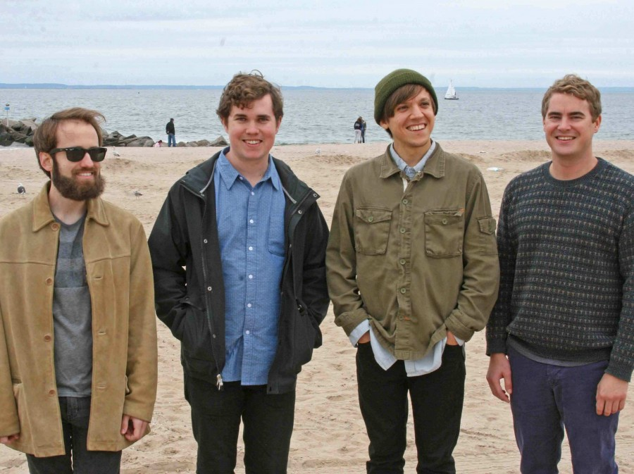 Surfer Blood's new album, 1000 Palms, comes out May 12.