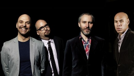 Joshua Redman & The Bad Plus' new album, The Bad Plus Joshua Redman, comes out May 26.