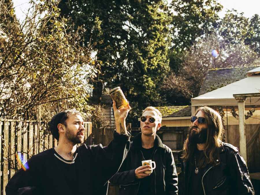 Unknown Mortal Orchestra's new album, Multi-Love, comes out May 26.