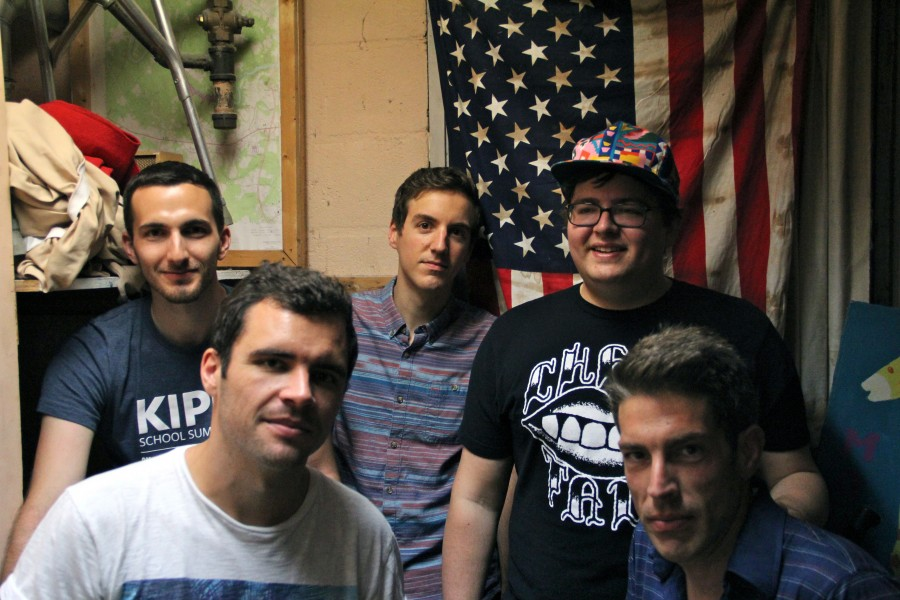 "D.C. band Lighting Fires calls its brand of indie rock ""woof rock."" The quintet plays Black Cat July 15."