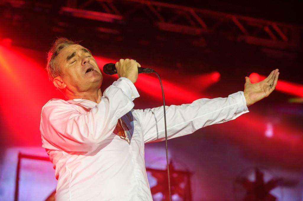 Morrissey at Echostage