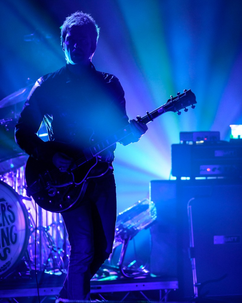 Noel Gallagher Performs at the Lincoln Theater in Washington, D.C.
