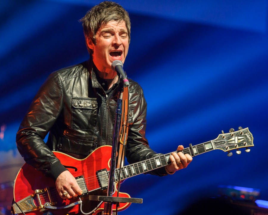 During his D.C. show Thursday, Noel Gallagher skimped on one-liners but not jams.
