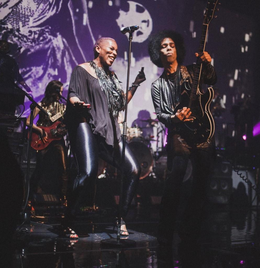 Prince at Warner Theatre