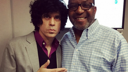 Chain & the Gang's Ian Svenonius was the special guest on 'The Kojo Nnamdi Show' Thursday.