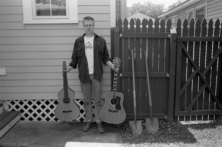 Fingerstyle guitarist Daniel Bachman made a playlist of traditional Virginia music for the Smithsonian.