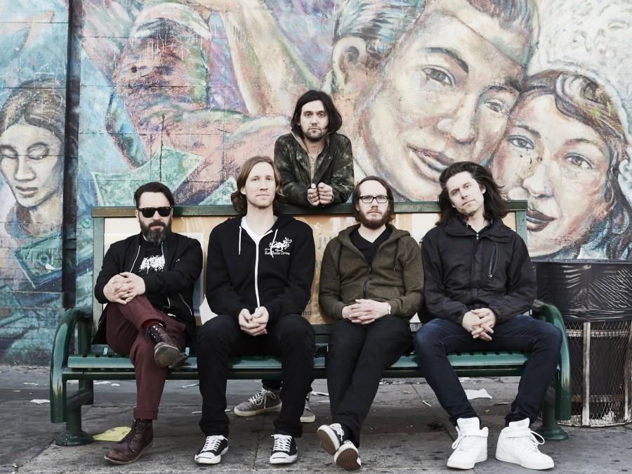 Desaparecidos' new album, Payola, comes out June 23.