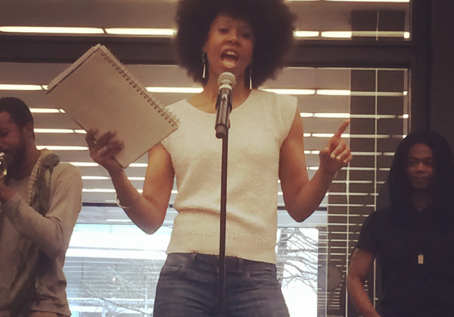 Heroes Are Gang Leaders (with Margaret Morris on vocals) are just one of the acts brought in to energize D.C.'s public libraries.